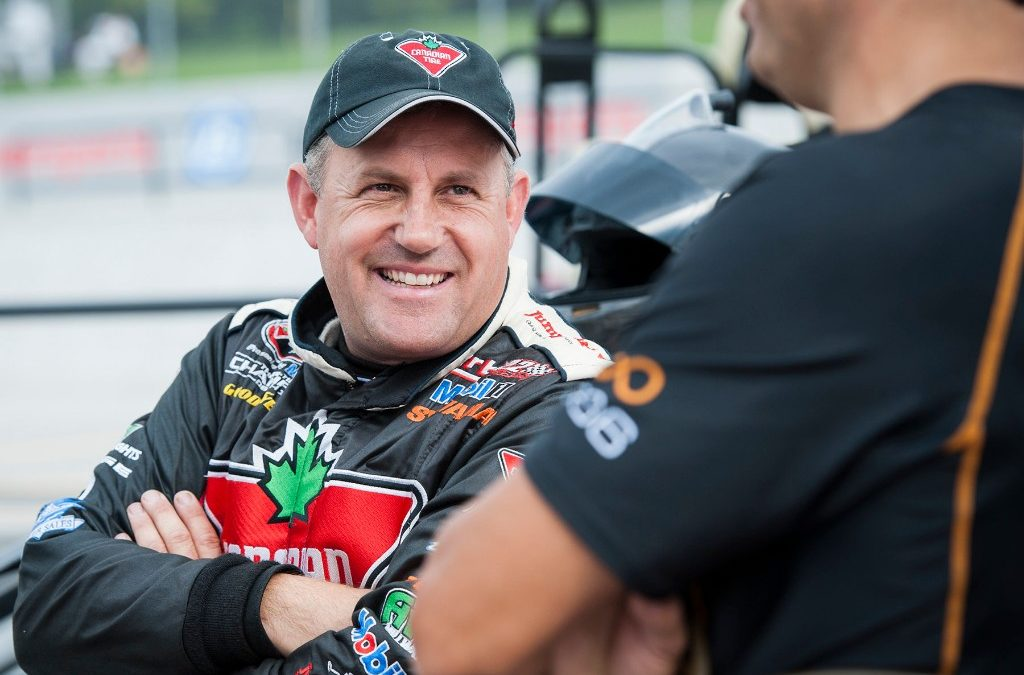 Scott Steckly to be Honoured with Canadian Motorsports Hall of Fame Induction