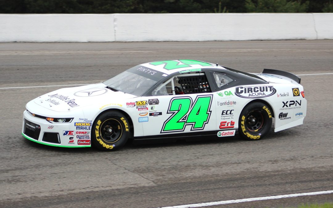 THEETGE DISAPPOINTED WITH CANADIAN TIRE MOTORSPORT PARK  FINISH