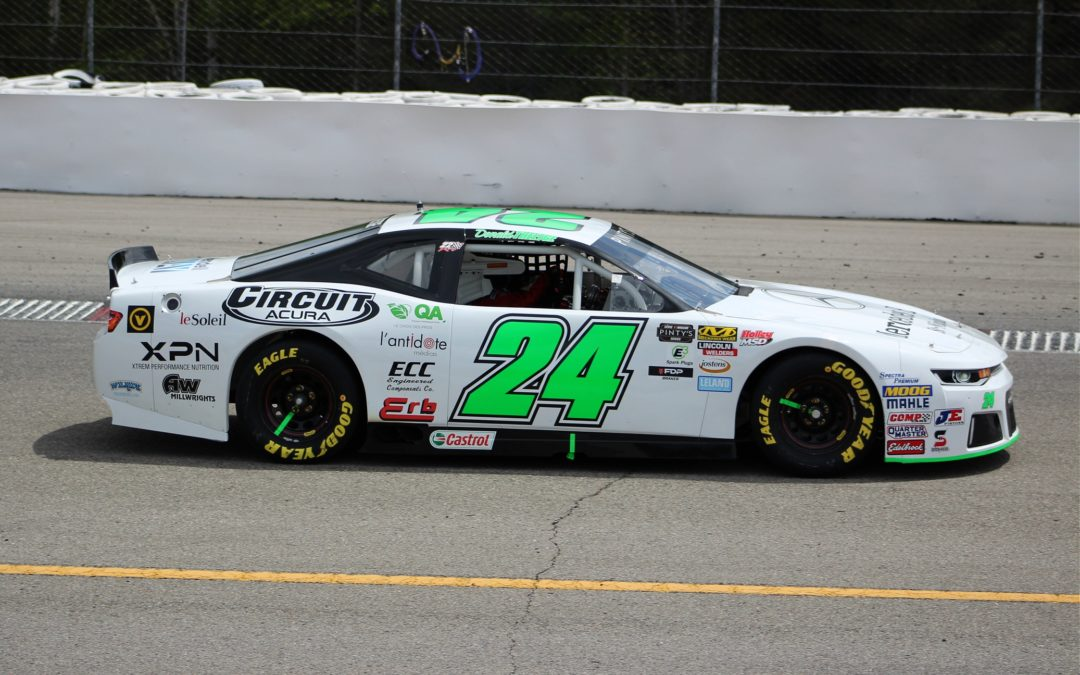 22 RACING EXCITED TO GET BACK ON TRACK THIS WEEKEND AT JUKASA MOTOR SPEEDWAY