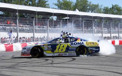 Alex Tagliani Repeats as Race Winner at Grand Prix de Trois-Rivières