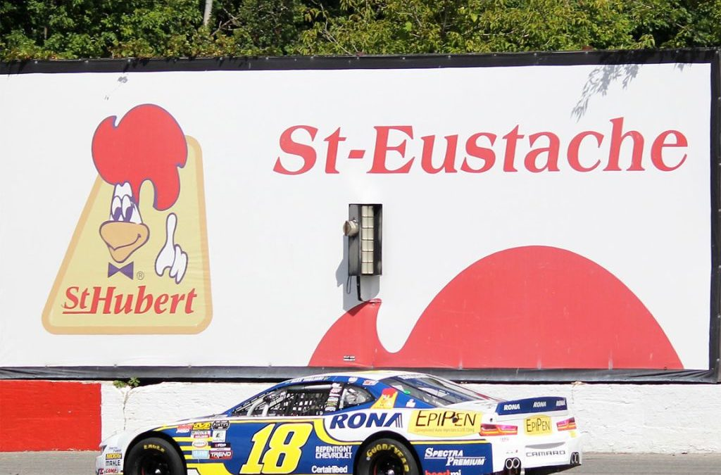 Second Place Finish for Alex Tagliani in St. Eustache Closes the Gap to Only Five Points in the Driver Championship Battle