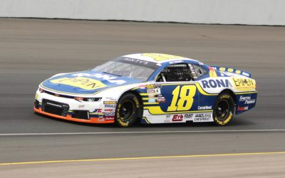22 RACING ALL FIRED UP FOR NASCAR FINALE AT JUKASA