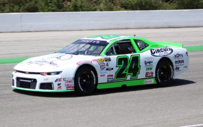 DONALD THEETGE FINISHES AT CANADIAN TIRE MOTORSPORT PARK