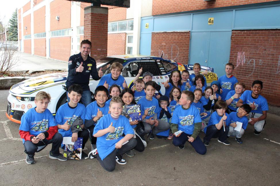 Comme tous les pilotes, Alex Tagliani vise le championnat de la série NASCAR Pinty's à l'aube de l'ouverture de la saison au circuit Canadian Tire Motorsport Park
