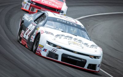 Camirand Finishes Sixth in a Rain-Delayed Race at Jukasa Motor Speedway