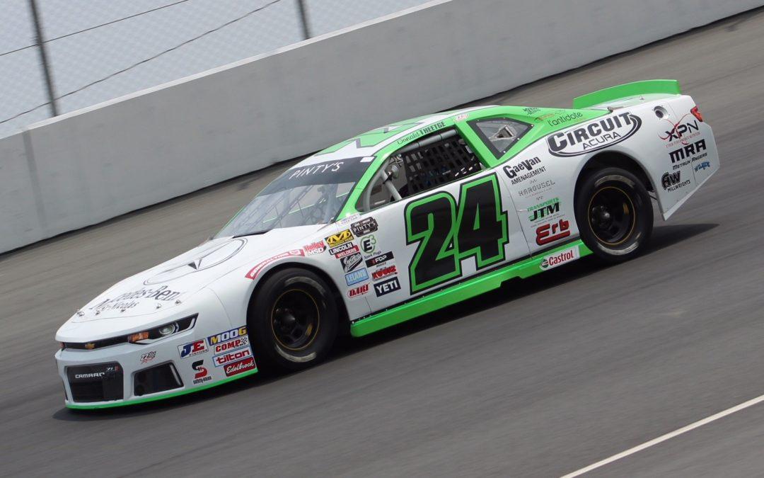 Season Finale for 22 Racing & NASCAR Pinty's Series set for Saturday at Jukasa Motor Speedway