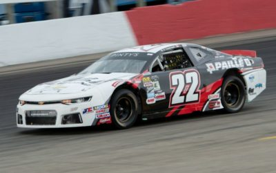 Camirand Scores a 6th-Place Finish in Edmonton  NASCAR Pinty's Series—LUXXUR 300