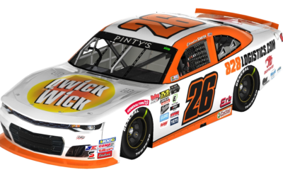 22 Racing Add Qwick Wick as a Partner of 26 Team of Chandler Smith