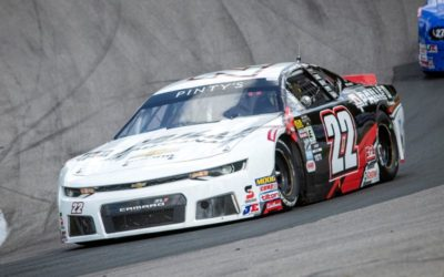 Second-place for Marc-Antoine Camirand at CTMP