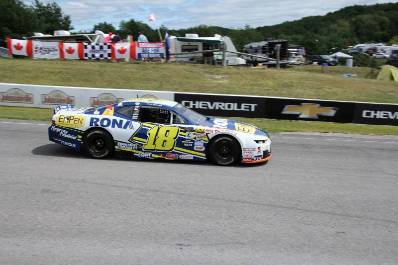 Tagliani Finishes Second and Fourth at Canadian Tire Motorsport Park