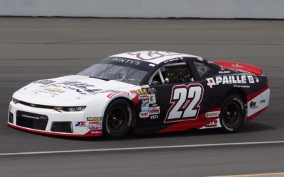 NASCAR Pinty's Series and 22 Racing Make Final Start at Autodrome St Eustache