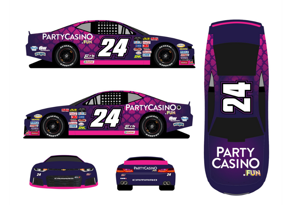J.R. Fitzpatrick Returns to the NASCAR Pinty's Series with 22 Racing