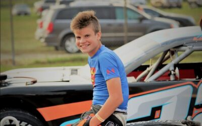 NASCAR Pinty's Series Teen Rookie to Sub for Tagliani at Sunset Speedway