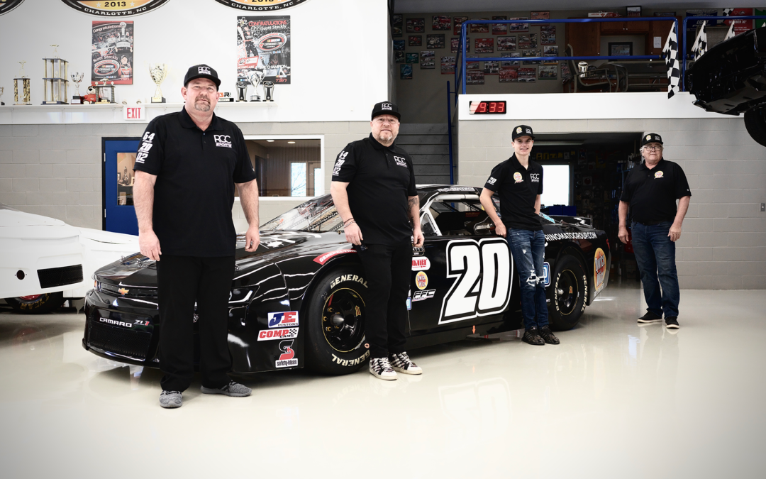 Treyten Lapcevich to Run Full 2021 NASCAR Pinty's Series Season with 22 Racing