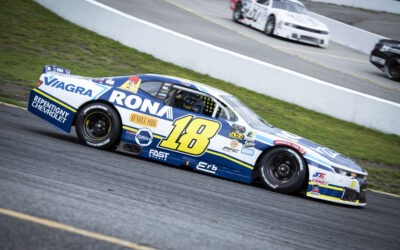 22 Racing Determined to Resume Remarkable Run at Flamboro Speedway