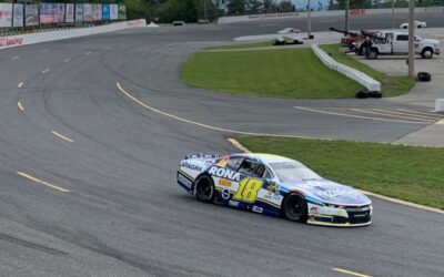Action-Packed Season Opener for 22 Racing at Sunset Speedway