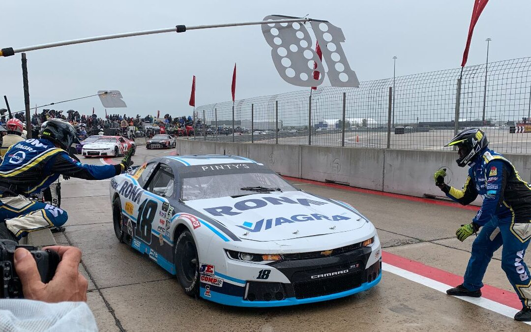 Inclement Weather at Circuit ICAR results in Elation and Frustration for 22 Racing