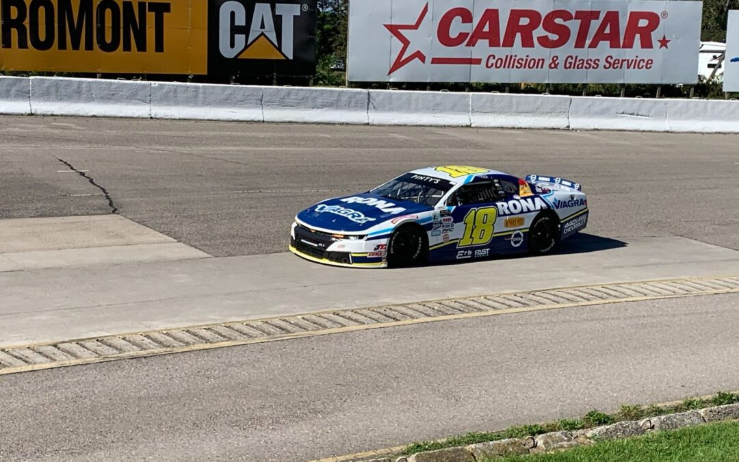Elation to Disappointment for 22 Racing as Season Concludes at Delaware Speedway.