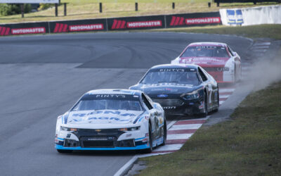 Fourth place finish for Alex Tagliani at Canadian Tire Motorsport Park