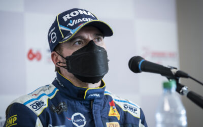Alex Tagliani takes second place at Canadian Tire Motorsport Park and climbs back into the lead in the Drivers Championship